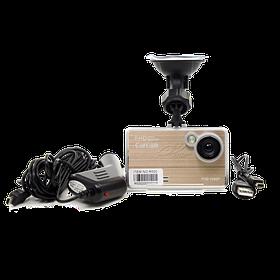 Автомобильный Видеорегистратор Metal Box Black/Gold (R0109)