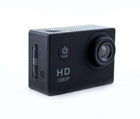 Экшн-камера DVR SPORT J400 A7 1080Р Black (R0160)