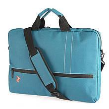 Сумка для ноутбука 2E 2E-CBN516TU 16 Turquoise