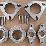 Проставки Мазда 3 Mazda 3 для увеличения клиренса, фото 2