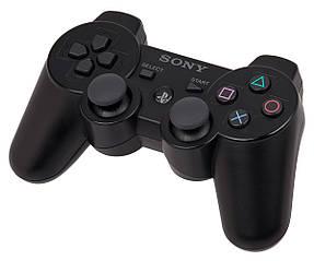 Беспроводной bluetooth джойстик PS3 SONY PlayStation 3 Оригинал Черный Black, фото 2