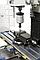 BF 30 Super сверлильно фрезерный станок по металлу ВАРИО с приводом и 3-х осевым УЦИ Bernardo, фото 6