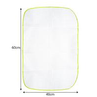 Ткань для безопасной глажки белья! Гладильный чехол для равномерного распределения тепла по ткани!