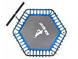 Батут для фитнеса aGaSPORT с ручкой для упражнений, фото 6