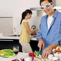 """Защитные очки для резки лука """"Антислезы"""", фото 2"""