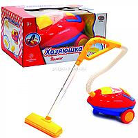 Пылесос игрушечный Play Smart «Хозяюшка» 25х15х15 см (2236)
