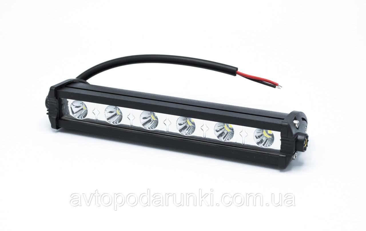 "Светодиодная балка ""T18-18W"" 6 LED light bar"