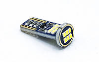 Габарит LED T10 #87 - 18LED - 3SIDE - CANBUS - / цвет Белый