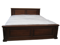 Кровать из натурального дерева Версаль-2 двуспальная