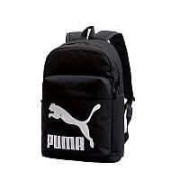 Рюкзак качественный модный стильный Puma Classic черный, фото 1
