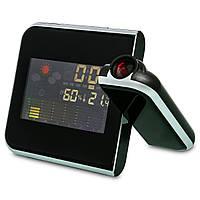 Часы-метеостанция с проектором времени DS-8190, фото 1