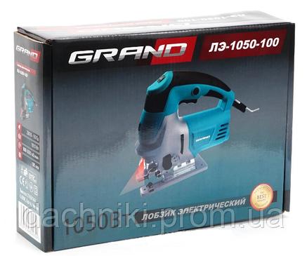 Лобзик електричний GRAND ЛЕ-1050-100, фото 2