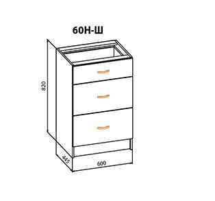 МС к Оля Н60  3ш