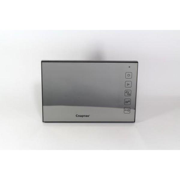 """Домофон зеркальный 7"""" JS 728 зеркальная панель 7 дюймов LCD монитор"""