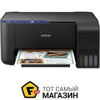 Мфу стационарный L3151 WI-FI (C11CG86411) a4 (21 x 29.7 см) для дома - струйная печать (цветная)