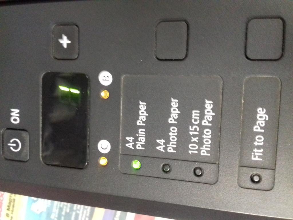 Ремонт узла захвата бумаги на многофункциональных устройствах Canon Pixma MG2140