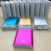 Power Bank Xiaomi Mi 10400mАh Внешний Аккумулятор Зарядное