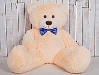 Большая мягкая игрушка мишка Yarokuz Билли 150 см Персиковый (YK-0048)
