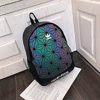 Рюкзак Adidas 3D mesh UP городской качественный модный зеленый, фото 1