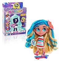Кукла сюрприз Хэрдораблс Cтильные подружки Оригинал Hairdorables Collectible Surprise Dolls 1 серия