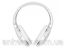 Bluetooth навушники Baseus Encok D02 (White)