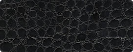 Пленка Hexis Black (Франция) имитирующая кожу аллигатора 1.37 m
