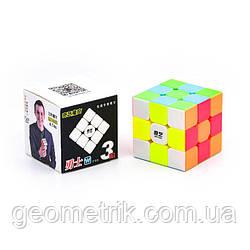 Кубик Рубіка 3x3 Warrior W QiYi MoFangGe (без наклейок)