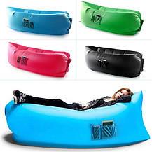 Надувной лежак шезлонг Lamzac Hangout (Ламзак), фото 3