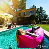 Надувной лежак шезлонг Lamzac Hangout (Ламзак), фото 4