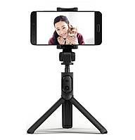 Монопод для селфи (селфи-палка, штатив) Xiaomi Bluetooth Selfie Stick Tripod Black (FBA4053CN)