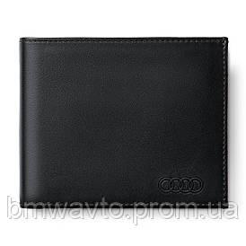Чоловічий шкіряний гаманець Audi Wallet Leather 2020