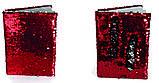 Блокнот А5, 80 арк., клет., Паєтки, фото 8