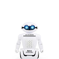 Электронная Копилка сейф Robot PIGGY BANK с кодовым замком, фонарем и музыкой, фото 3