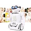 Электронная Копилка сейф Robot PIGGY BANK с кодовым замком, фонарем и музыкой, фото 4