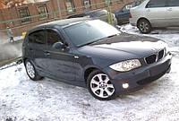 Ветровики BMW 1 (E87) 2004 (БМВ 1) Cobra Tuning