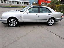 Дефлекторы стекол Mercedes Benz E-klasse Sd (W210) 1995-2002 (Мерседес-бенц Е-класс) Cobra Tuning