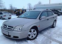 Ветровики Opel Vectra C Sd 2002 (Опель Вектра С) Cobra Tuning
