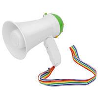 Электрический мегафон, громкоговоритель, рупор
