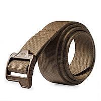 Ремень M-Tac Double Duty Tactical Belt Hex, Coyote Brown, Medium