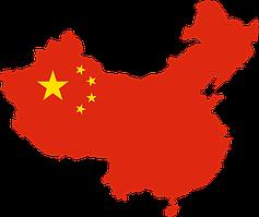 Фольгированные шары с рисунком Китай