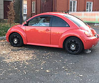 "Дефлекторы стекол VW Beetle 1998–2010 деф.окон ""CT"""