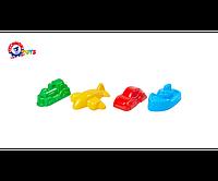 Игрушка «Формочки для песка ТехноК»
