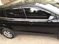 Дефлекторы окон Ford Kuga 2013/Escape 2012 (Форд Куга) Cobra Tuning