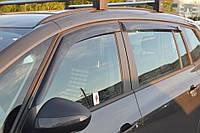 Ветровики Opel Zafira C 2011 (Опель Зафира С) Cobra Tuning