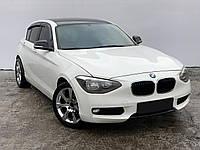 Ветровики BMW 1 (F20) 5d 2011 (БМВ 1) Cobra Tuning