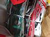 Оверсайз женская рубашка хлопковая 44-48 (в расцветках), фото 4