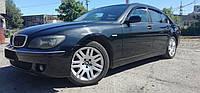 """Ветровики BMW 7 Sd (E65) 2001-2008 деф.окон """"CT"""""""