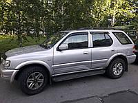 "Боковые дефлекторы Isuzu Rodeo 5d/Opel Frontera B 5d 1998-2003 деф.окон ""CT"""