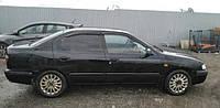 """Дефлекторы окон Nissan Primera Sd (P10) 1990-1995 деф.окон """"CT"""""""