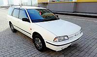 """Дефлекторы окон Nissan Primera Wagon (P10) 1990-1995 деф.окон """"CT"""""""